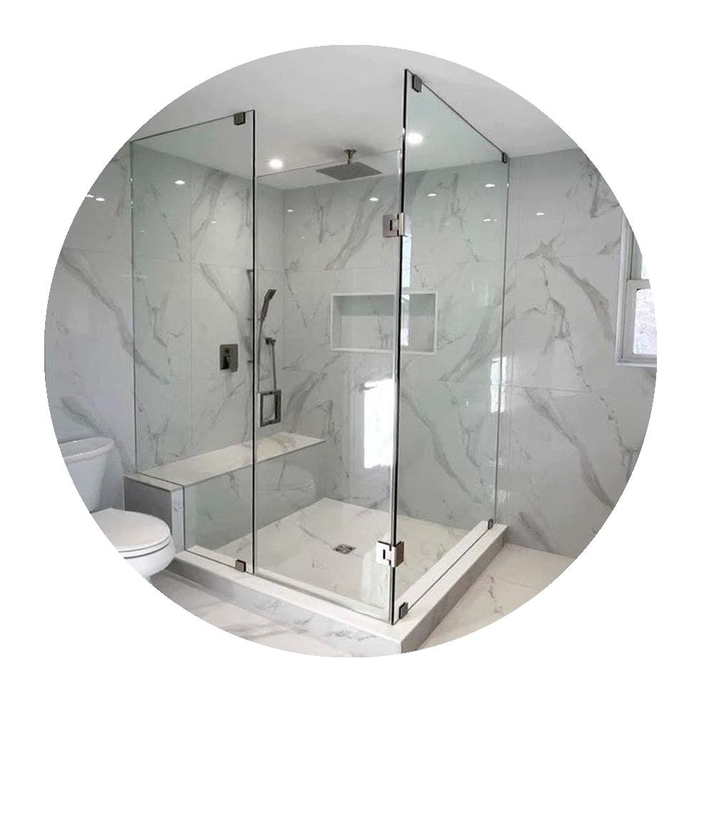 کابین دوش و حمام شیشه ای2